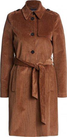 SET Přechodný kabát hnědá
