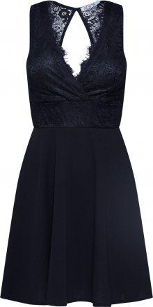 WAL G. Koktejlové šaty \'TS 8212\' černá