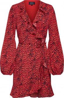 Bardot Koktejlové šaty \'Nora\' červená