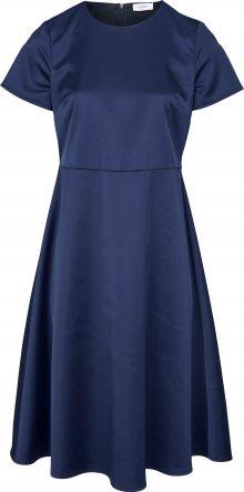 heine Koktejlové šaty marine modrá
