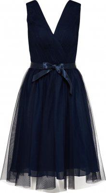 mascara Koktejlové šaty \'MC162156C\' námořnická modř