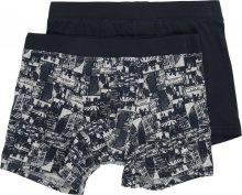 SCHIESSER Spodní prádlo světle šedá / černá