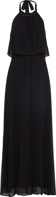 S.Oliver BLACK LABEL Společenské šaty černá