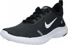 NIKE Běžecká obuv \'Nike Flex Experience RN 8\' černá / bílá