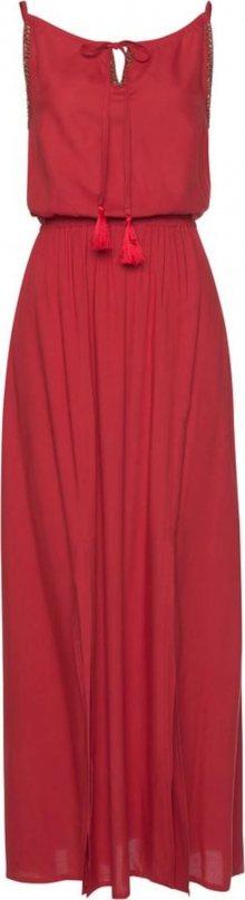 LASCANA Šaty červená