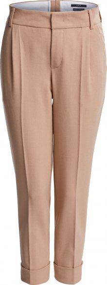 SET Kalhoty s puky béžová