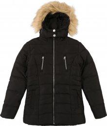 REVIEW FOR TEENS Zimní bunda \'TG-19-J801\' hnědá / černá