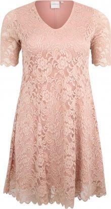 Junarose Koktejlové šaty růže