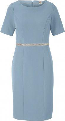 heine Pouzdrové šaty modrá