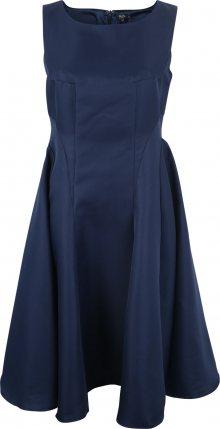Chi Chi Curve Koktejlové šaty \'ANTHEA\' modrá