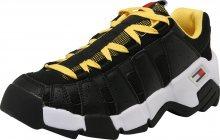 Tommy Jeans Tenisky žlutá / černá