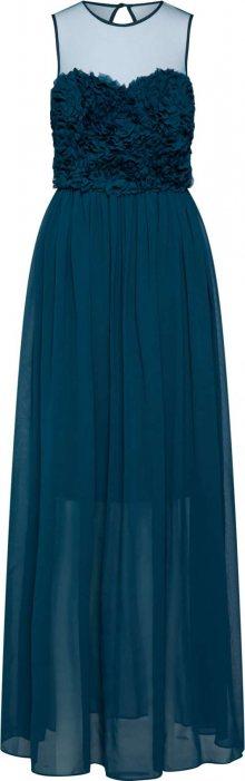 APART Společenské šaty smaragdová