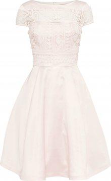 Chi Chi London Koktejlové šaty růžová