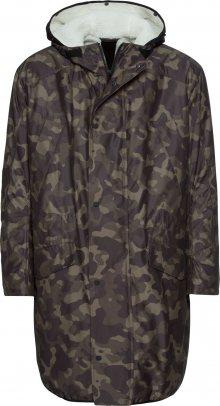 HUGO Zimní kabát \'Maks1841\' tmavě zelená