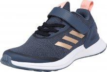 ADIDAS PERFORMANCE Sportovní boty \'RapidaRun X EL C\' modrá / růžová / bílá