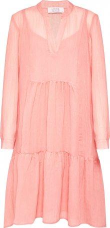 Love & Divine Letní šaty \'love346\' růžová
