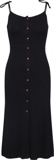 Superdry Letní šaty \'CHARLOTTE\' černá