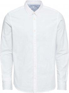 TOM TAILOR Košile bílá