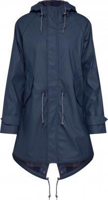Derbe Přechodný kabát \'Travel Friese Check Girls\' námořnická modř