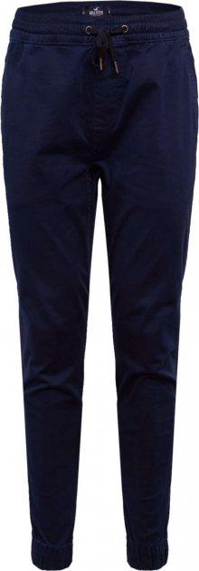 HOLLISTER Kalhoty námořnická modř