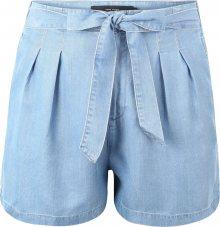Vero Moda Curve Kalhoty \'MIA\' modrá džínovina / světlemodrá
