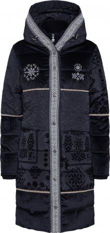 Desigual Zimní kabát \'PADDED_NOA\' černá