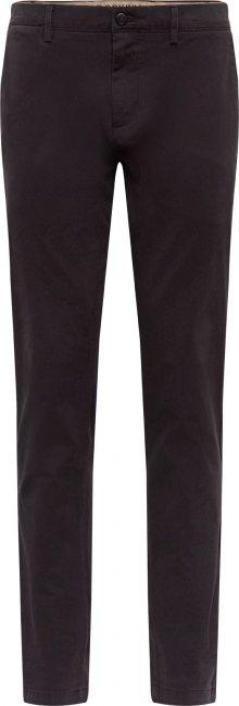 Dockers Chino kalhoty černá