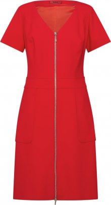 HUGO Šaty \'Kirase\' červená
