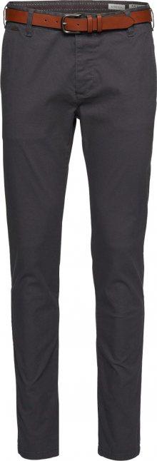 Review Chino kalhoty \'STR BELT\' rezavě hnědá / antracitová
