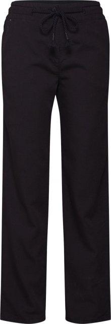 ESPRIT Kalhoty černá