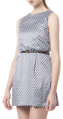 Šaty Fracomina | Modrá | Dámské | XL