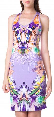 Šaty Just Cavalli   Fialová   Dámské   M