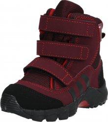 ADIDAS PERFORMANCE Sportovní boty \'Holtanna Snow\' tmavě červená / černá