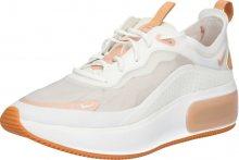 Nike Sportswear Tenisky krémová / světle hnědá / bílá