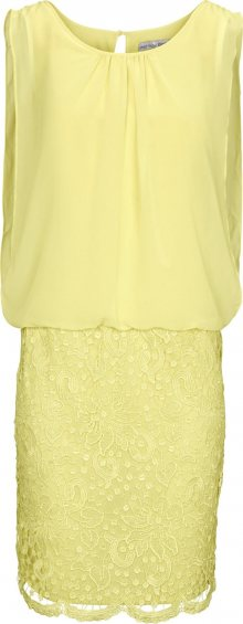 heine Šaty žlutá