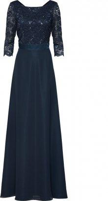 Vera Mont Společenské šaty tmavě modrá