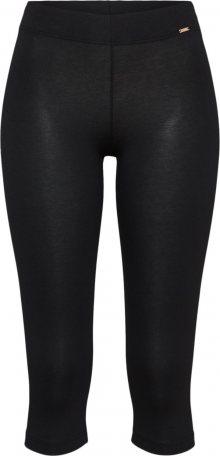 Skiny Pyžamové kalhoty černá