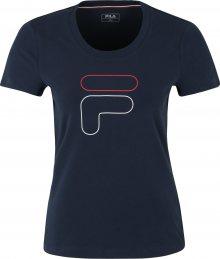 FILA Funkční tričko \'Rike\' tmavě modrá