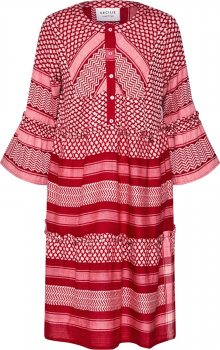 Cecilie Copenhagen Šaty \'Jade Dress\' červená