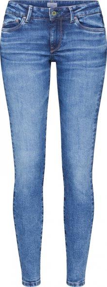 Pepe Jeans Džíny \'Pixie\' modrá džínovina