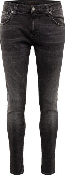 Nudie Jeans Co Džíny \'Tight Terry\' černá džínovina