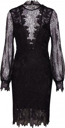 Bardot Koktejlové šaty \'Clarissa\' černá