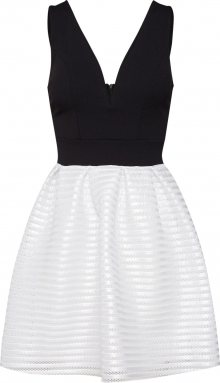 WAL G. Šaty černá / bílá