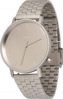 Komono Analogové hodinky \'LEWIS ESTATE\' stříbrná