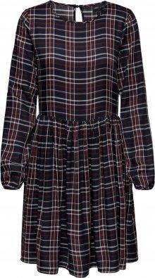 ONLY Šaty \'NADIA\' noční modrá / červená / bílá