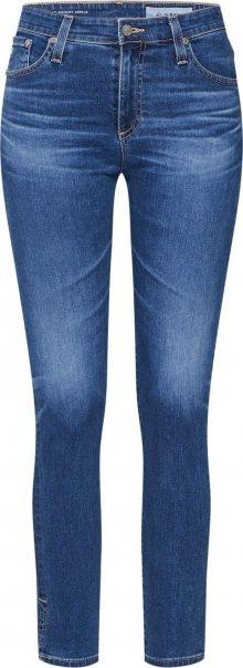 AG Jeans Džíny \'Farrah\' modrá džínovina