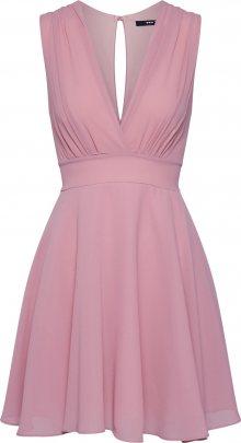 TFNC Koktejlové šaty \'Nordi\' růžová