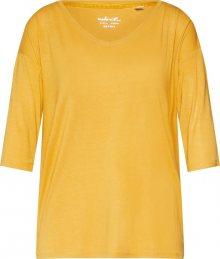 ESPRIT Tričko \'NOOS T-Shirt\' medová