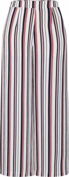 Parallel Lines Kalhoty \'Side Line Pants\' mix barev / bílá