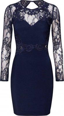 Lipsy Koktejlové šaty námořnická modř